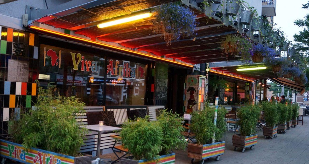 Afrikaans restaurant Viva Afrika in Rotterdam